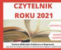 Zostań Czytelnikiem Roku 2021